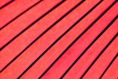 Bakgrundstextur av den japanska röda slags solskydd Royaltyfri Foto