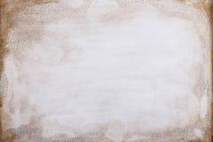 Bakgrundstextur av den wood målarfärgen för gammal spricka Arkivfoto