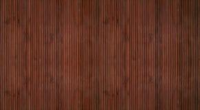 Bakgrundstextur av det bruna trägolvet Arkivfoton