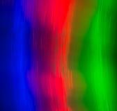 Bakgrundstextur av det färgrika trästaketet fotografering för bildbyråer