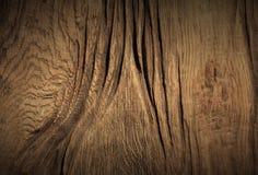 Bakgrundstextur av det gamla träbrädet Royaltyfria Bilder