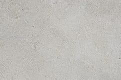 Bakgrundstextur av en gammal vit betongvägg textur Royaltyfri Bild
