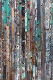 Bakgrundstextur av gamla wood plankor Arkivbild