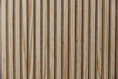 Bakgrundstextur av ljusa träplankor Arkivbild
