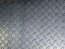 Bakgrundstextur av skinande metall Arkivbilder