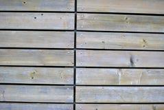 Bakgrundstextur av träbräden Arkivfoton