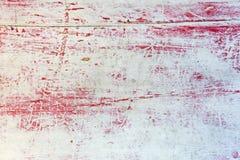 Bakgrundstextur från målat trä Royaltyfri Fotografi