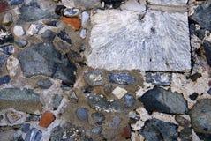 bakgrundsvägg Royaltyfria Bilder