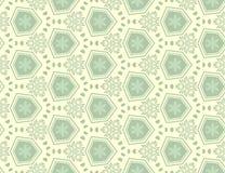 Bakgrundsvägg-papper, vanilj och mintkaramell Royaltyfri Bild