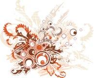 bakgrundsvalentiner royaltyfri illustrationer