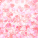 bakgrundsvalentiner Arkivbild