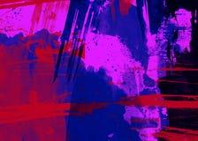 bakgrundsvattenfärg Royaltyfria Bilder