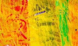 bakgrundsvattenfärger Arkivfoto