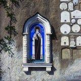 Bakhchisarai老岩石Uspensky修道院 免版税库存照片