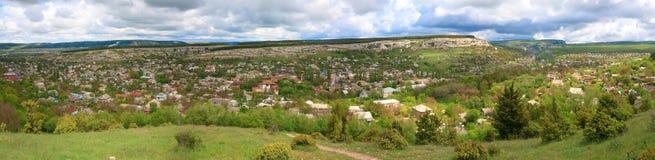 Bakhchisaraj town  (Crimea, Ukraine) Stock Photos