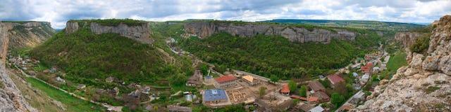 Bakhchisaraj town  (Crimea, Ukraine) Stock Images