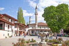 Bakhchisaray Palace Stock Images