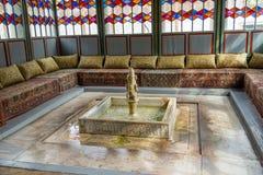 Bakhchisaray-Palast, Brunnen stockfotografie