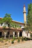 Bakhchisaray-Palast, der des Khans Palast, Krim Errichtet im 16. Jahrhundert lizenzfreies stockfoto