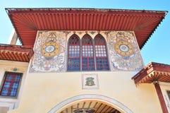 Bakhchisaray-Palast, der des Khans Palast, Krim Errichtet im 16. Jahrhundert lizenzfreie stockbilder