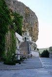 The Bakhchsarai Holy Dormition monastery Stock Photography
