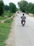Bakhshali alla strada mardan Fotografie Stock