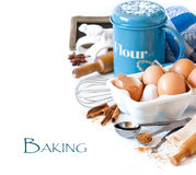 Baking. Stock Images