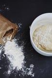 baking Imagem de Stock