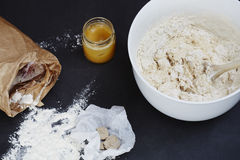 baking Imagens de Stock