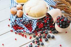 Baking background. Stock Image