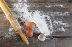Baking background Royalty Free Stock Photo