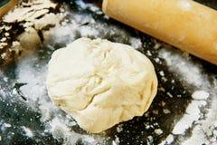 Baking bread Stock Photo