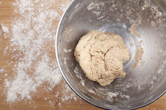 Baking Bread stock images