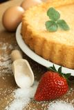 Baking cake Royalty Free Stock Images