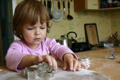 Baking cakes Royalty Free Stock Image