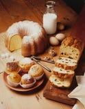 Baking cakes Stock Photo