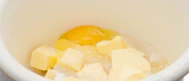 Baking closeup Stock Photo