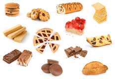 Baking collection Stock Photo