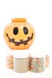 Baking Confetti Shaker Royalty Free Stock Images