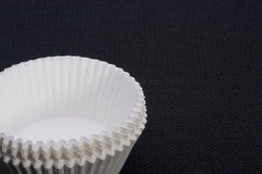 Baking cups Stock Images