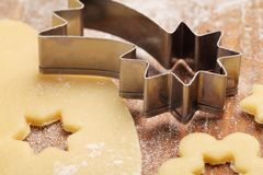 Baking detail Stock Photography