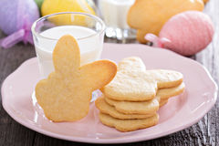 Baking for Easter Royalty Free Stock Images