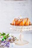 Baking Easter Holiday royalty free stock images