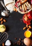 Baking Frame. Stock Image