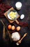 Baking ingredient Stock Image
