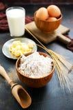 Baking ingredient Stock Photo