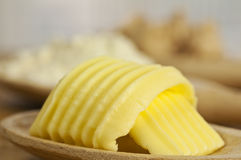 Baking ingredient  butter Stock Images