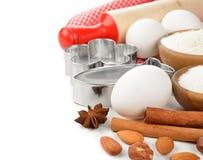 Baking ingredient Stock Photography