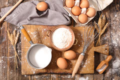 Baking ingredient Stock Photography