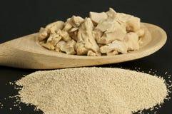 Baking ingredient yeast Stock Photo